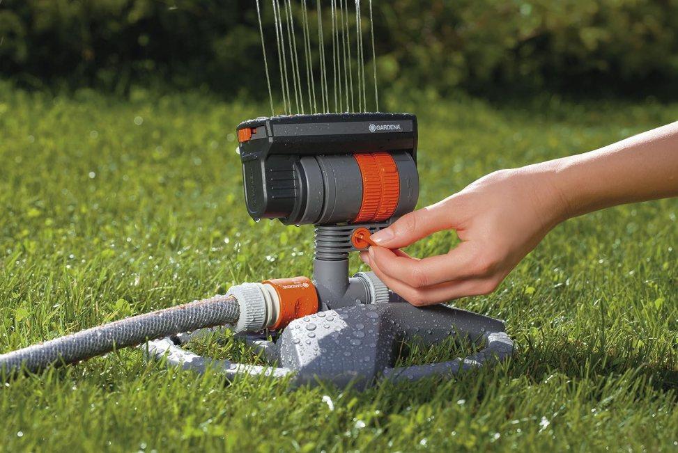 Gardena ZoomMaxx Oscillating Sprinkler Review: Must Read