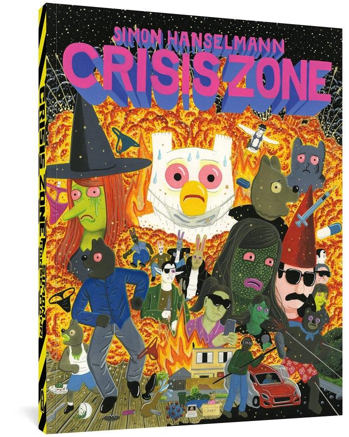 Crisis Zone: Amazon.co.uk: Hanselmann, Simon: 9781683964445: Books