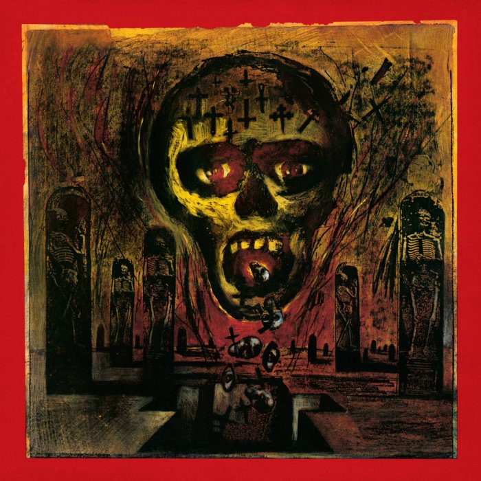 Image result for Slayer – Seasons in the Abyss