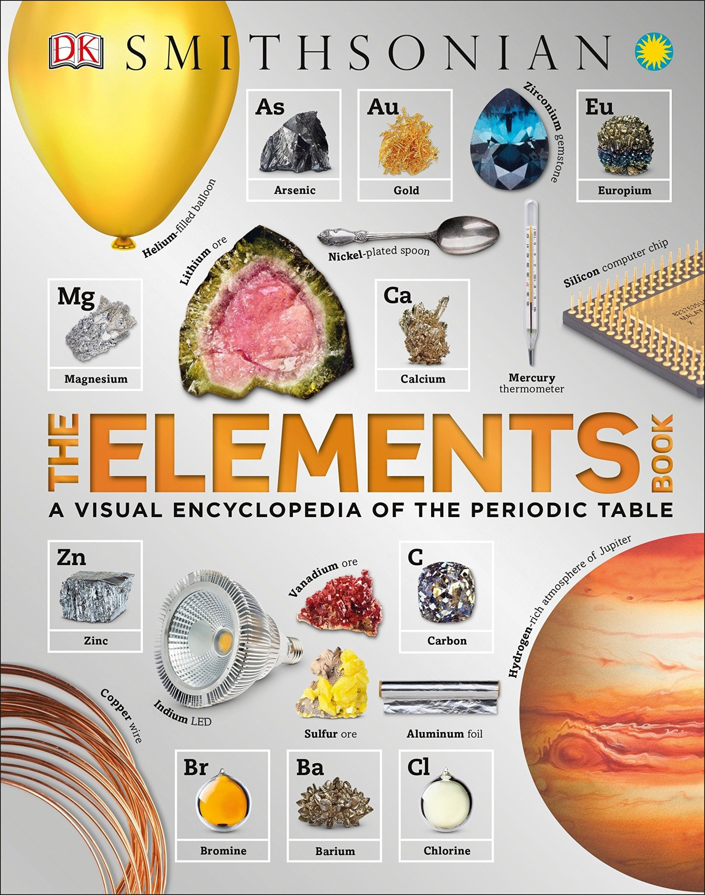 Buy The Elements Book: A Visual Encyclopedia of the Periodic Table Book  Online at Low Prices in India   The Elements Book: A Visual Encyclopedia of  the Periodic Table Reviews & Ratings -