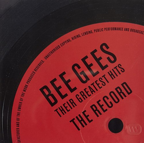 Their Greatest Hits:The Record : The Bee Gees: Amazon.fr: Musique