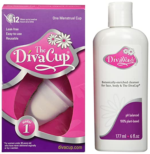 Diva Cup & Plant Based Wash