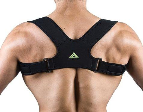 Posture Corrector Shoulder Brace Adjustable Clavicle Brace Comfortable Correct Posture Support
