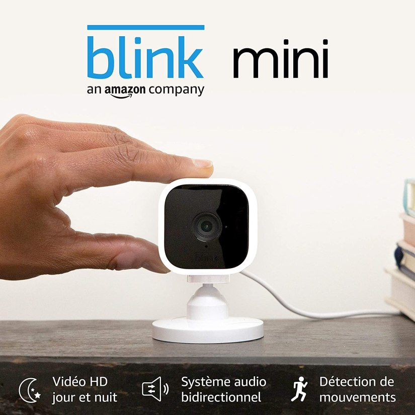 blink mini amazon test avis