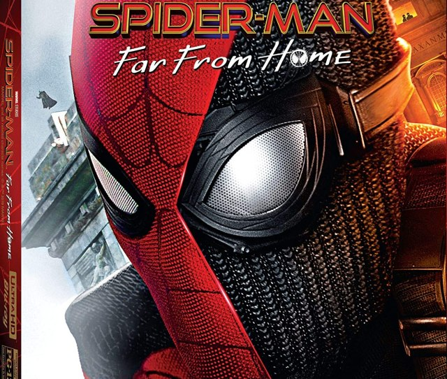 Amazon Com Spider Man Far From Home Tom Holland Samuel Jackson
