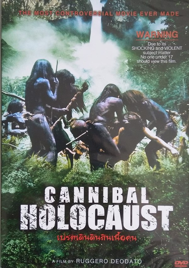 Cannibal Holocaust (1980) Italian Blu-Ray - 480P | 720P - x264 - 300MB | 750MB - Download & Watch Online With Subtitle Movie Poster - mlsbd