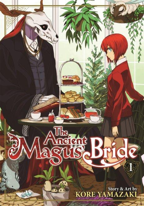 Resultado de imagem para The Ancient Magus Bride 1