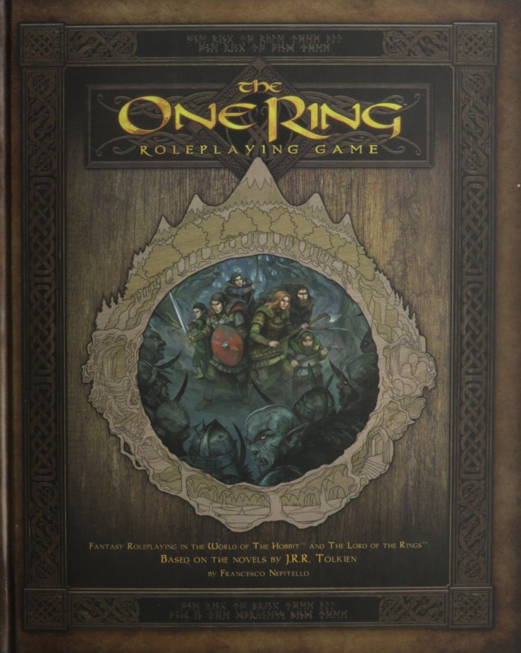 Image result for the one ring rpg
