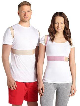 BeFit24 Upper Back Posture Corrector for Men and Women Under Clothes