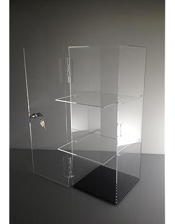 Display Cases Risers Amp Cubes Amazoncom