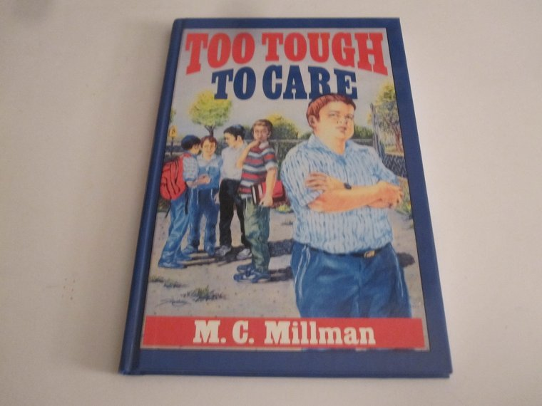 Image result for Too Tough to Care cis millman
