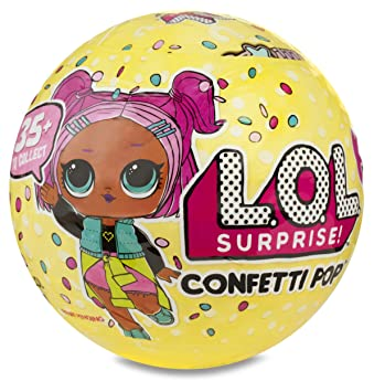 Image result for lol surprise confetti pop series 3 wave 2