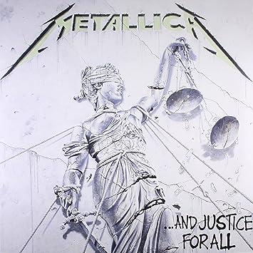 Resultado de imagen de metallica and justice for all