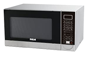 RCA 1.1 Cubic Feet Microwave and Grill