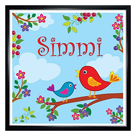 Buy Arohi Art World Name Plate Personalize Kids Name Signs