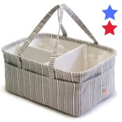diaper or art fabric caddy