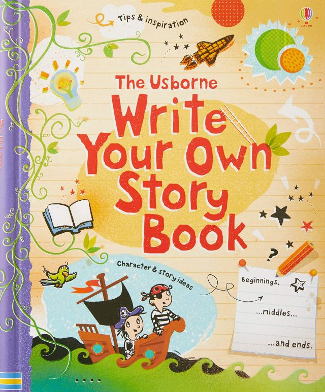 Write Your Own Storybook : Louie Stowell, Jane Chisholm: Amazon.co