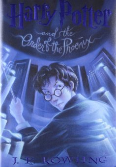 Original Order of the Phoenix cover