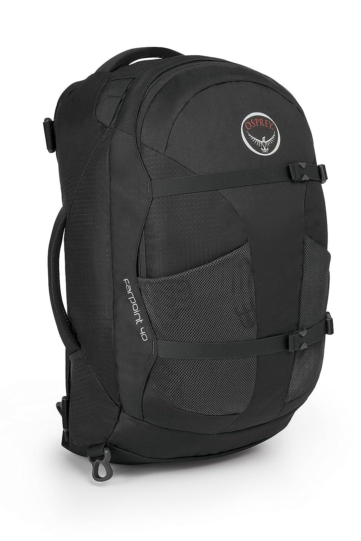 Osprey Packs Farpoint 40 Travel Backpack, Volcanic Grey, Medium/Large