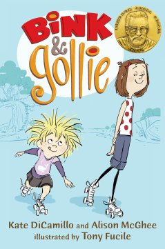 Amazon.com: Bink and Gollie (9780763659547): DiCamillo, Kate, McGhee,  Alison, Fucile, Tony: Books