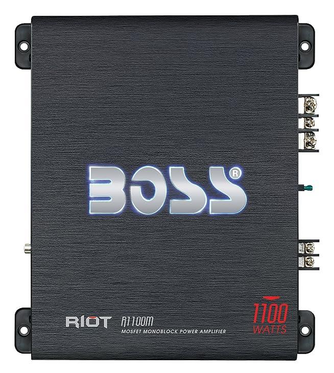 Boss Audio R1100 Class A/B Car Amplifier