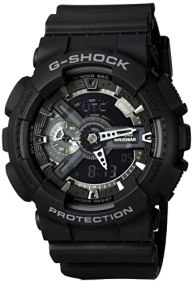 Casio GA110-1B Military Series G-Shock Watch Review