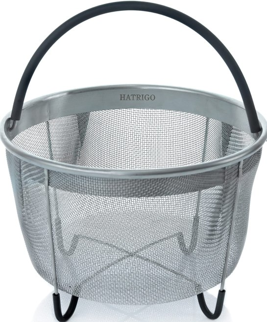 Hatrigo Instant Pot Accessories 3 qt Steamer Basket Review