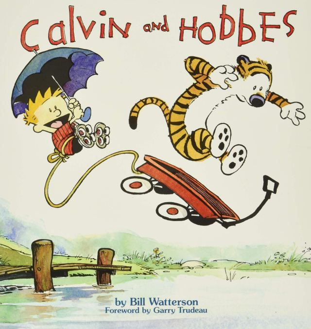 Calvin and Hobbes (Volume 23): Bill Watterson: 0050837232373423