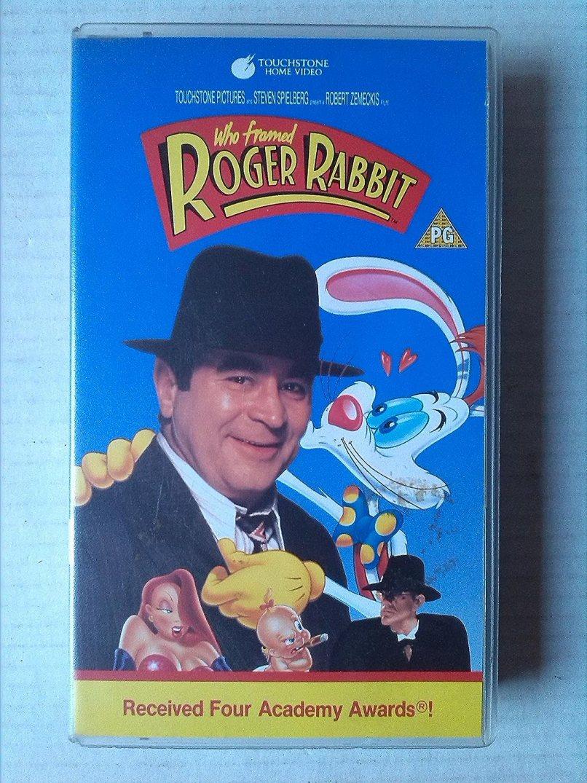 Erfreut Falsches Spiel Mit Roger Rabbit Vhs Fotos ...