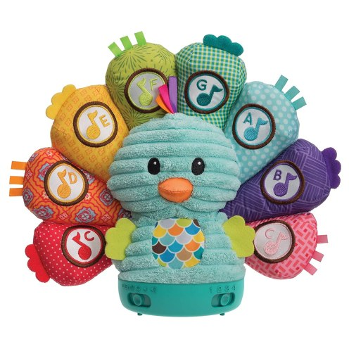 Image result for Infantino Go GaGa 4 Modes Learning Peacock amazon