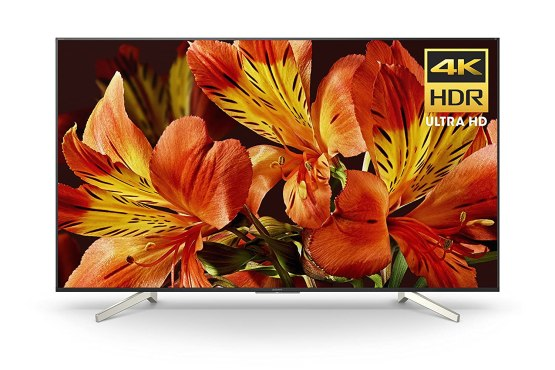 Sony XBR65X850F 65-Inch 4K Ultra HD Smart LED TV Black Friday Deals 2019