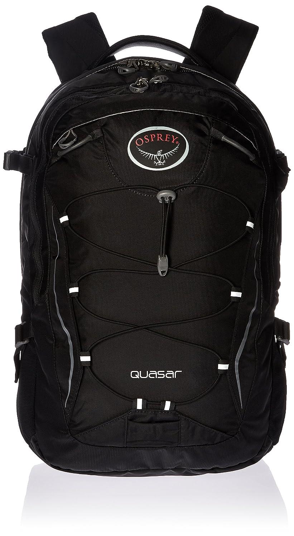 Osprey Packs 10000559 Quasar Daypack, Black