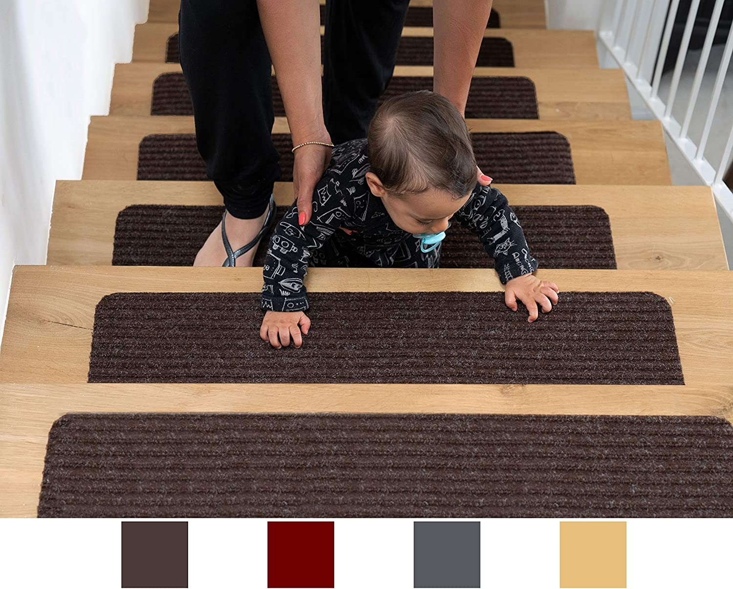 Top 10 Best Carpet For Stair Treads Reviews Buying Guide | Best Carpet For Stairs | Indoor Outdoor | Stairway | Decorative | Traditional | Carpet Grey Carpet Up Centre