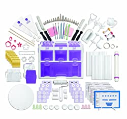 Wilton 2109-0309 Ultimate Professional Cake Decorating Set