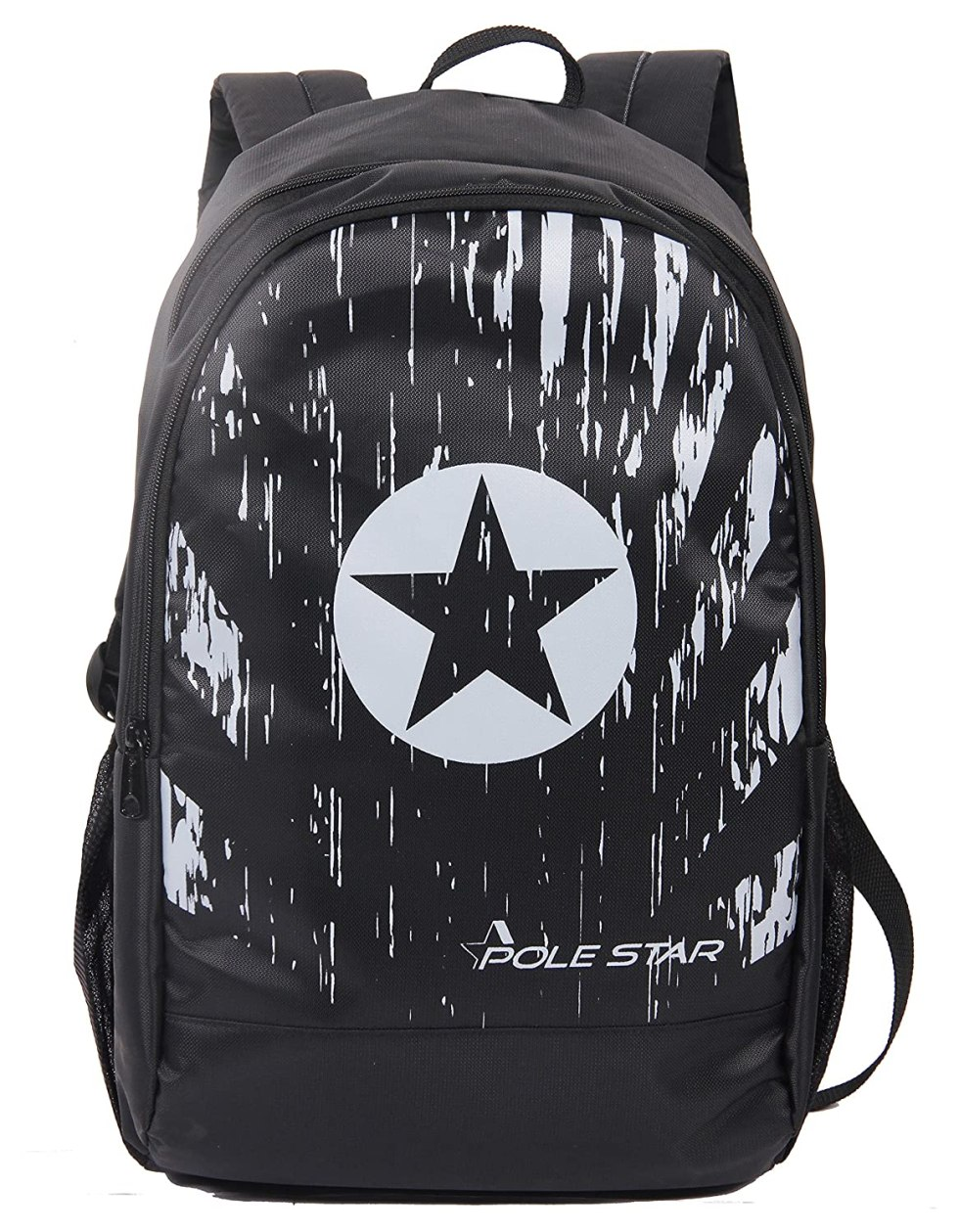 Amaze 30 LTR Black Casual/Travel Backpack with Laptop Compartment  under Polestar Travel Bag