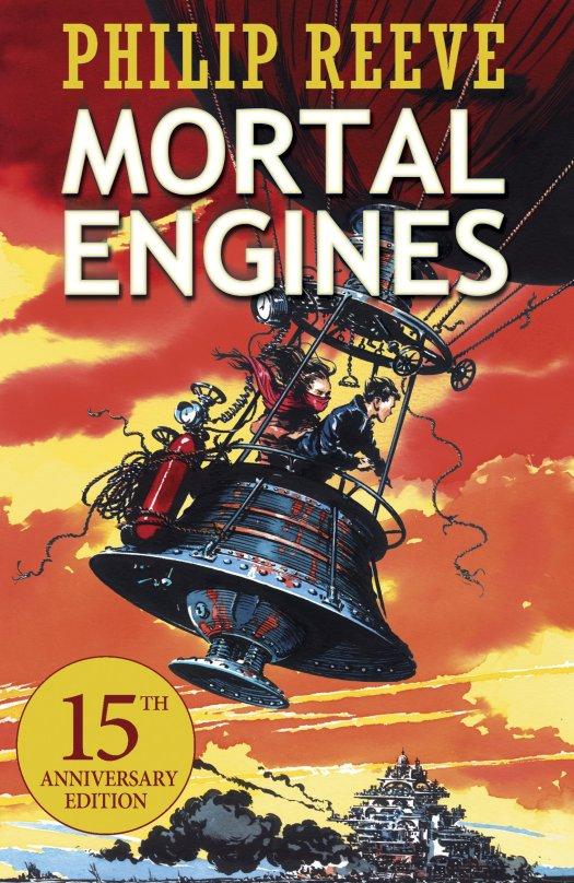 Image result for mortal engines book
