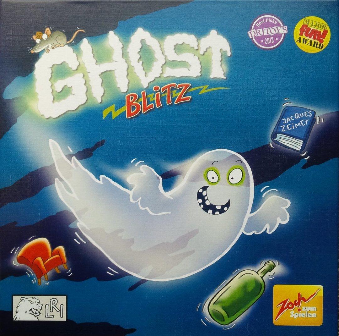 «Барабашка» («Ghost»)