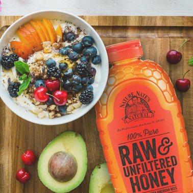 Best Organic Raw Honey - Reviewed 2019 & Buying Guide 1