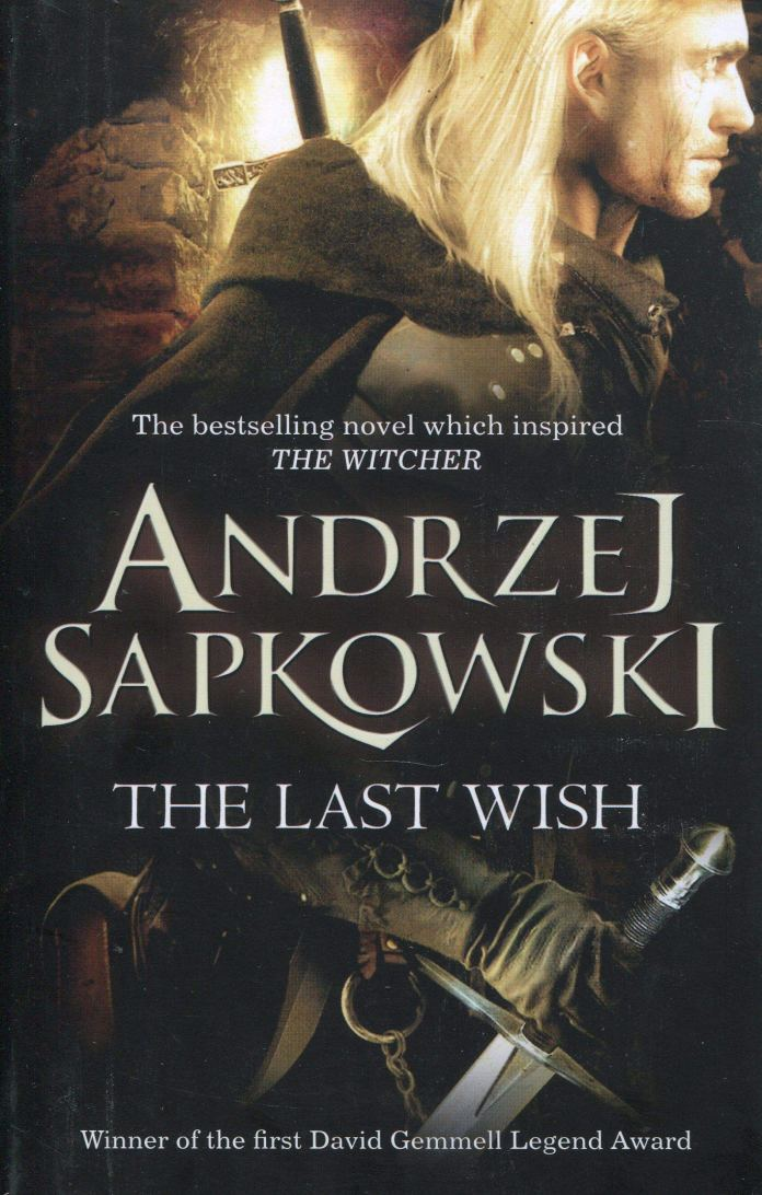 Image result for The Witcher books
