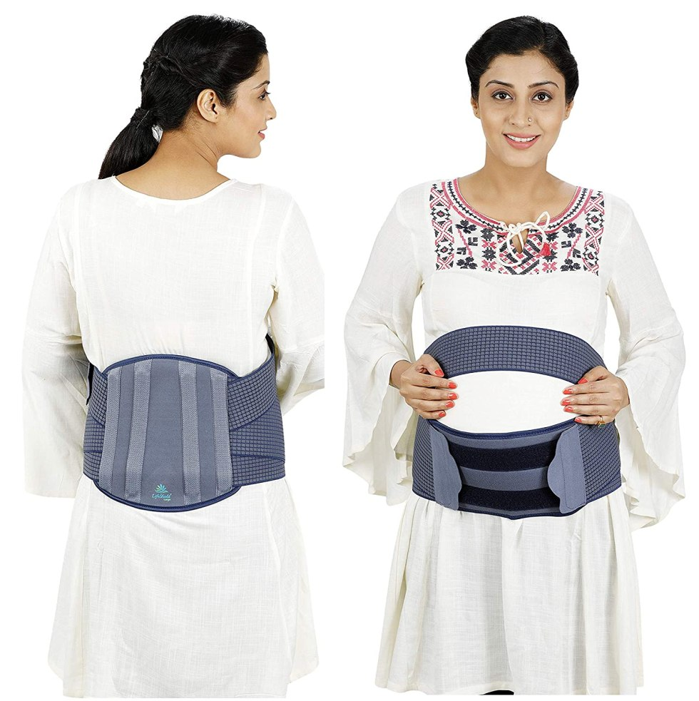 Lifeshield Women'S Pregnancy/Maternity Back Support For Pregnant Mothers (x-large)