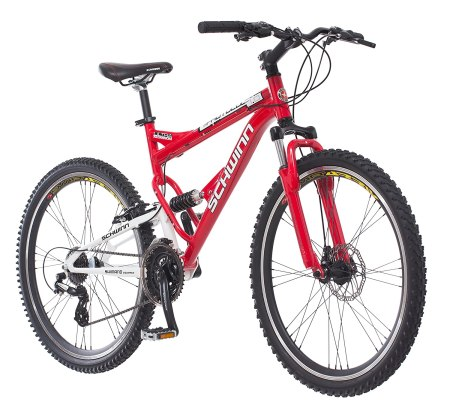Schwinn Protocol 1.0 Dual Suspension Bike