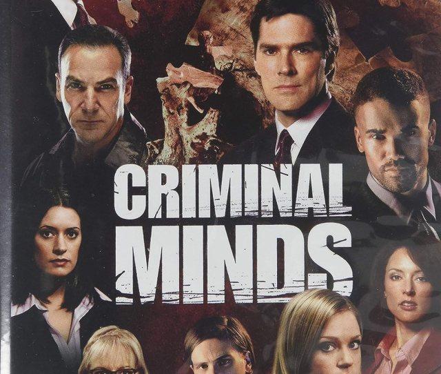 Amazon Com Criminal Minds Seasons   Thomas Gibson Joe