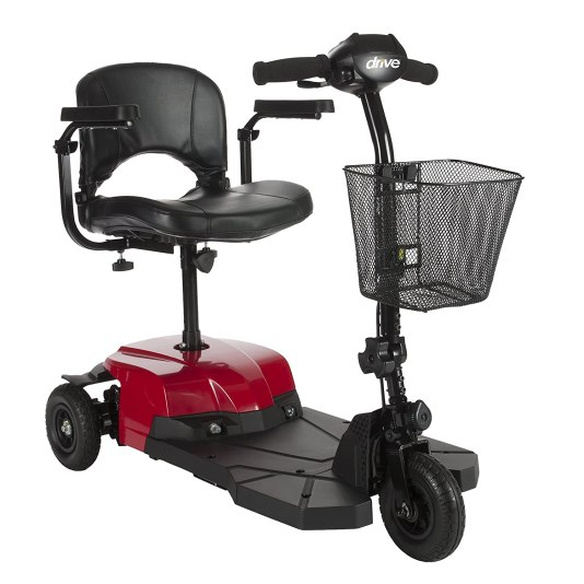 Best Lightweight Smallest & Automatic Mobility Scooter that folds is viral on the Market 1