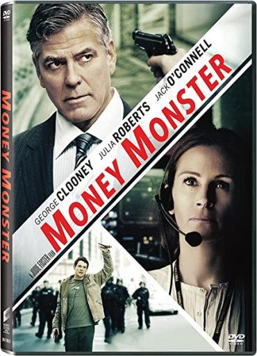 Money Monster Movie at Best Stock Market movies article - Arable Life