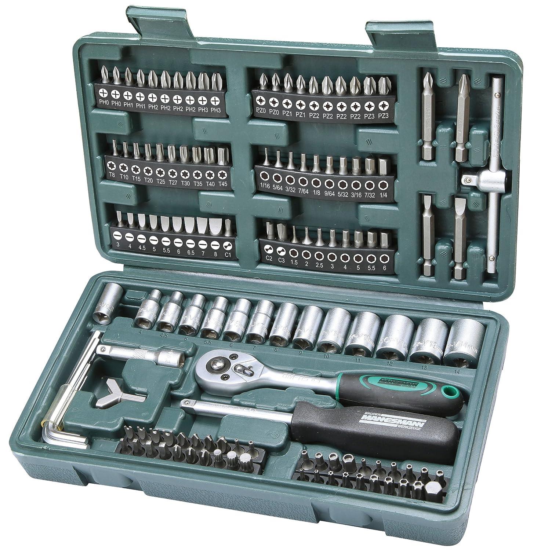Estuche general de herramientas para casa