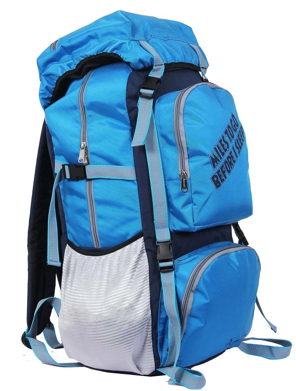 Rocky Polyester Travel Bag 60 Lt Light Weekend Backpack Bag