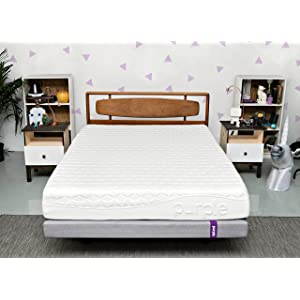 The Purple Bed - Queen Size Mattress