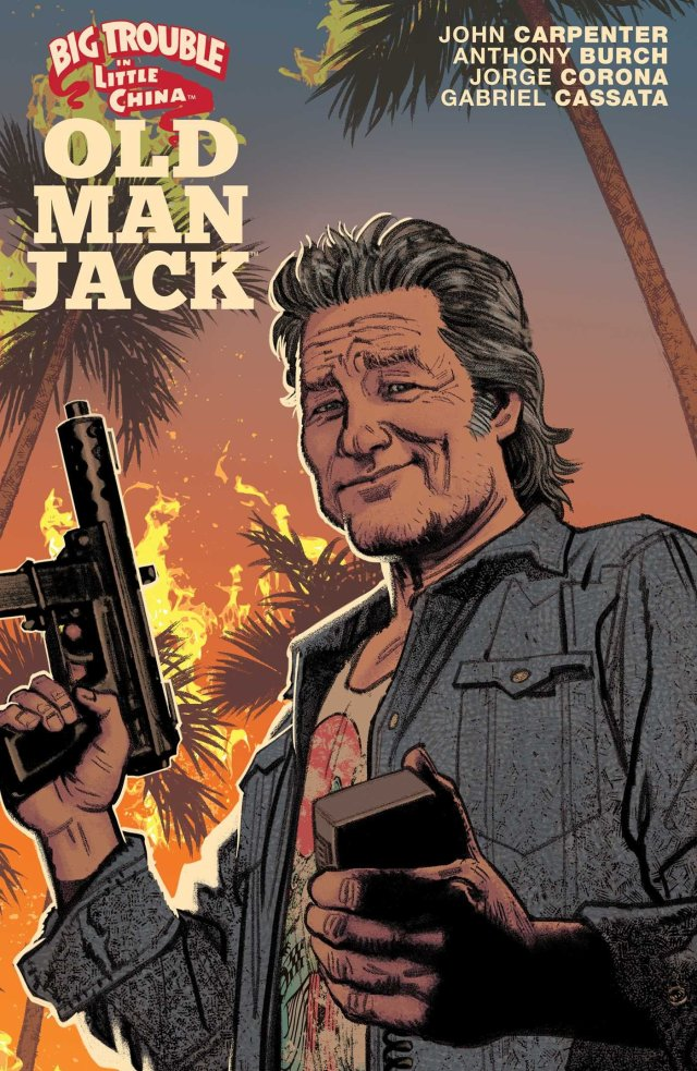 Upcoming celebrity events iamnotastalker friday september 14th 1 pm john carpenter and anthony burch will be signing copies of their new comic big trouble in little china old man jack vol m4hsunfo