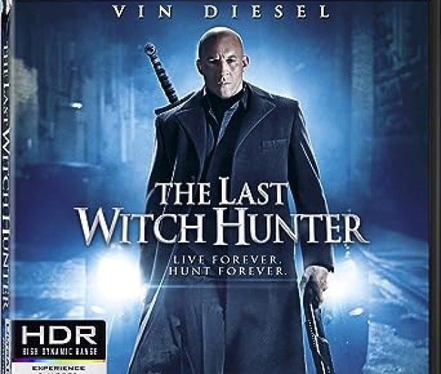Amazon Com The Last Witch Hunter K Ultra Hd Blu Ray Digital