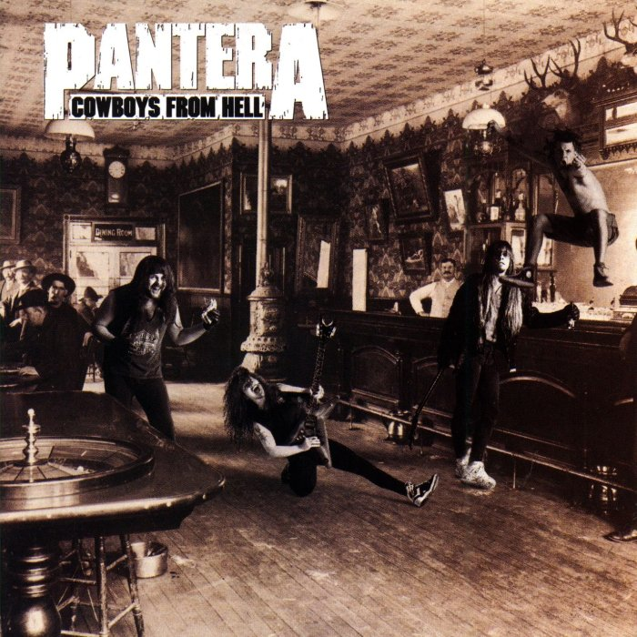 Image result for pantera – cowboys from hell